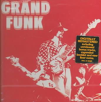 GRAND FUNK BY GRAND FUNK RAILROAD (CD)