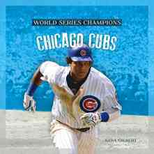 Chicago Cubs By Gilbert, Sara